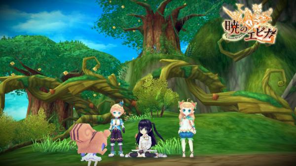 暁のエピカ -Union Brave-のゲーム画面